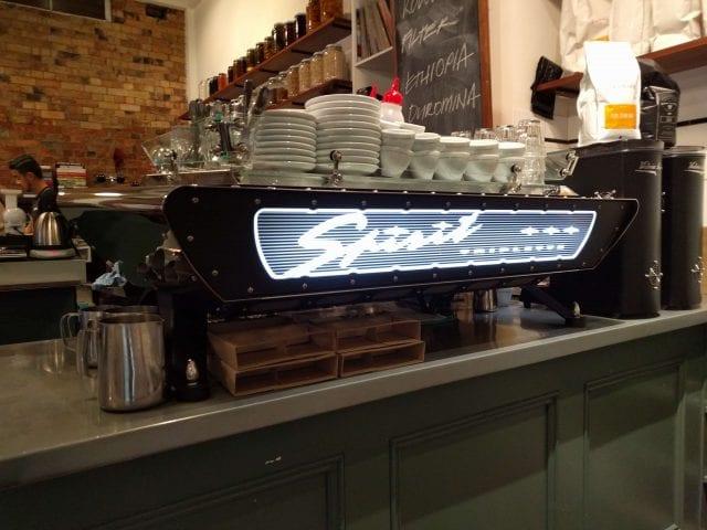 Strauss coffee
