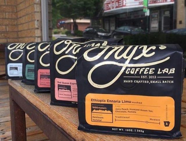Onyx's coffee
