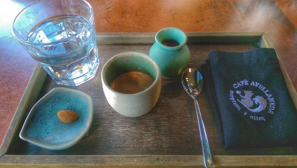 Coffee at Espresso Avellanadea
