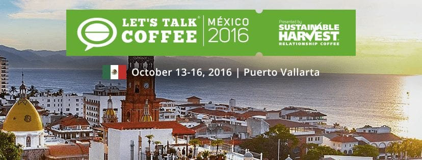 Let's Talk Coffee 2016