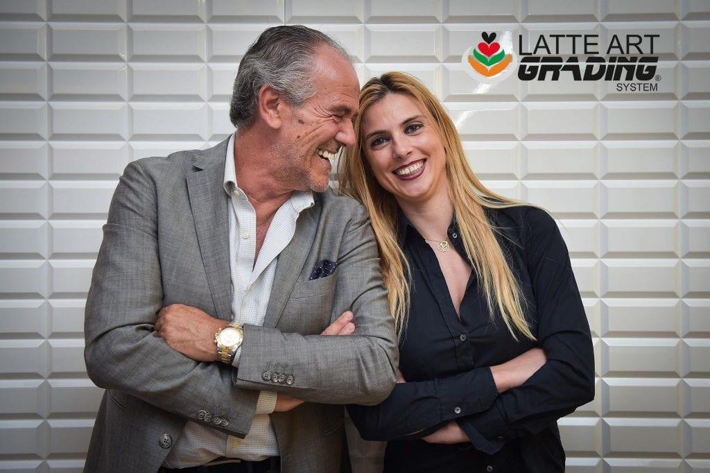 Luigi Lupi and Chiara Bergonzi