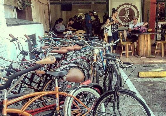 Coffee shop Guatemala