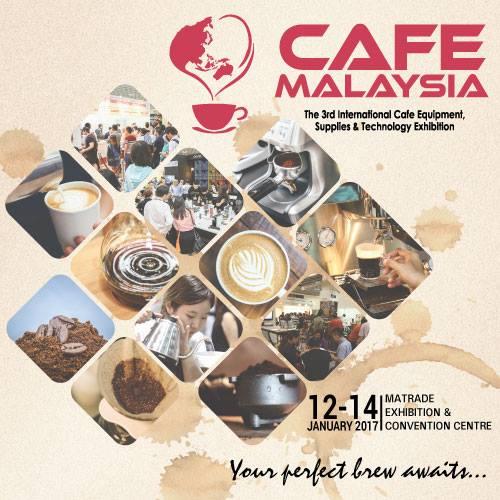 Café Malaysia poster