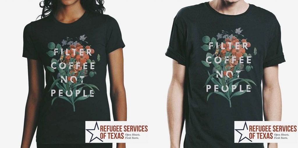 Filter Coffee Not People – Department of Brewology t-shirts