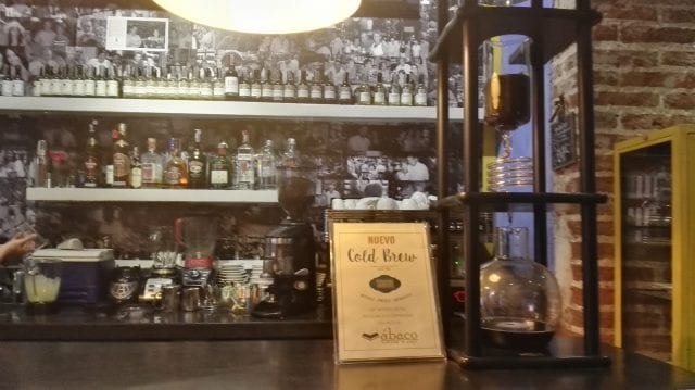 coffee shop cartagena