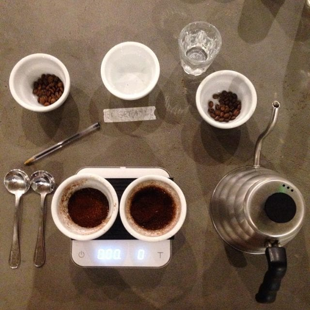 cupping for two