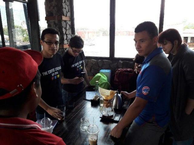 baristas