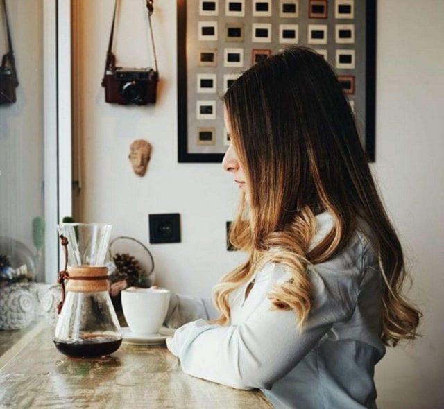 coffee consumer