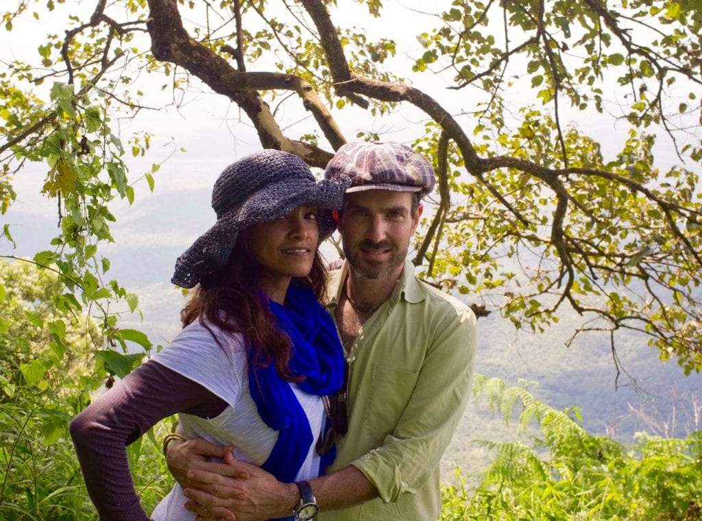 Rachel and Adam, Co-Founders of Gesha Village Estate