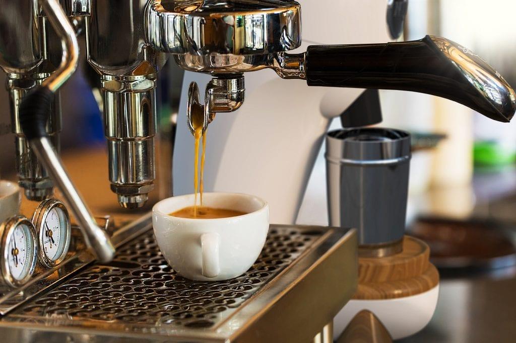 Niche Zero espresso