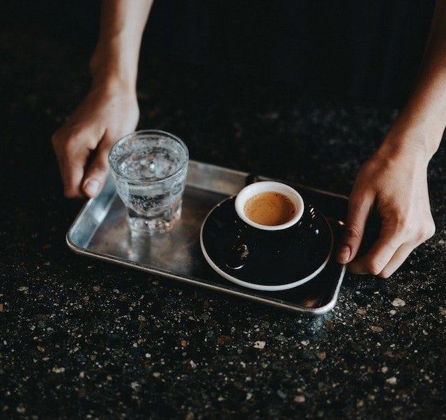 Espresso and barista
