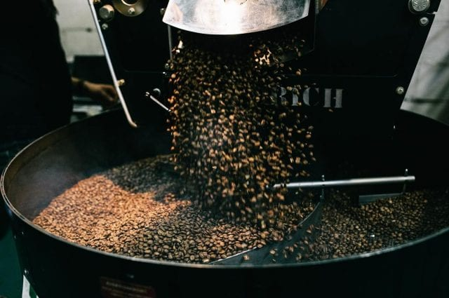 blends de café