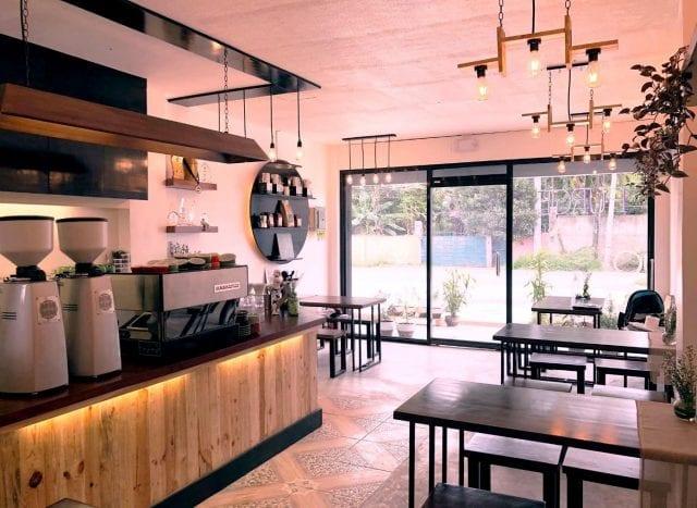 specialty coffee shop