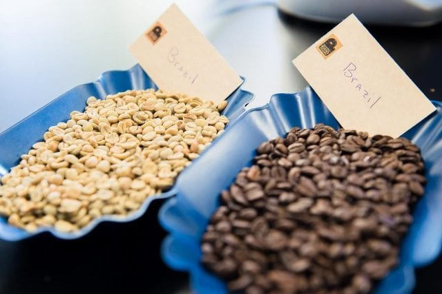 Cupping samples