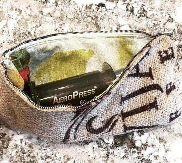 aeropress in a bag