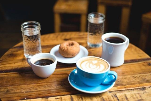 Cafés prontos para beber