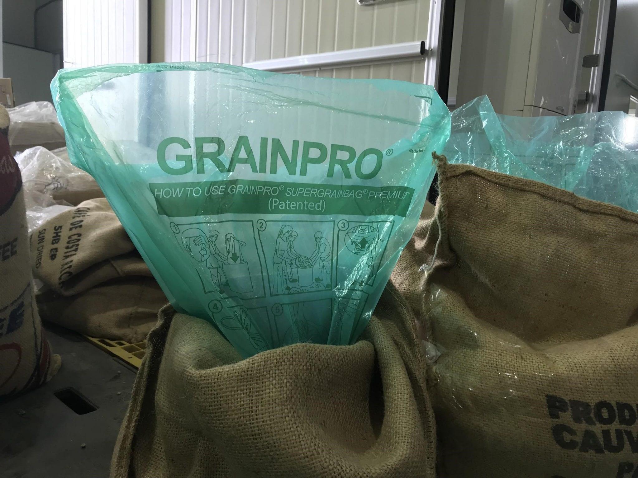 Grainpro bags