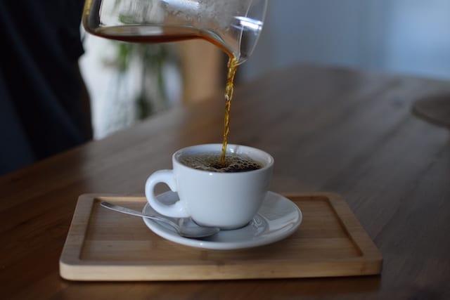 Notas sensoriais do café
