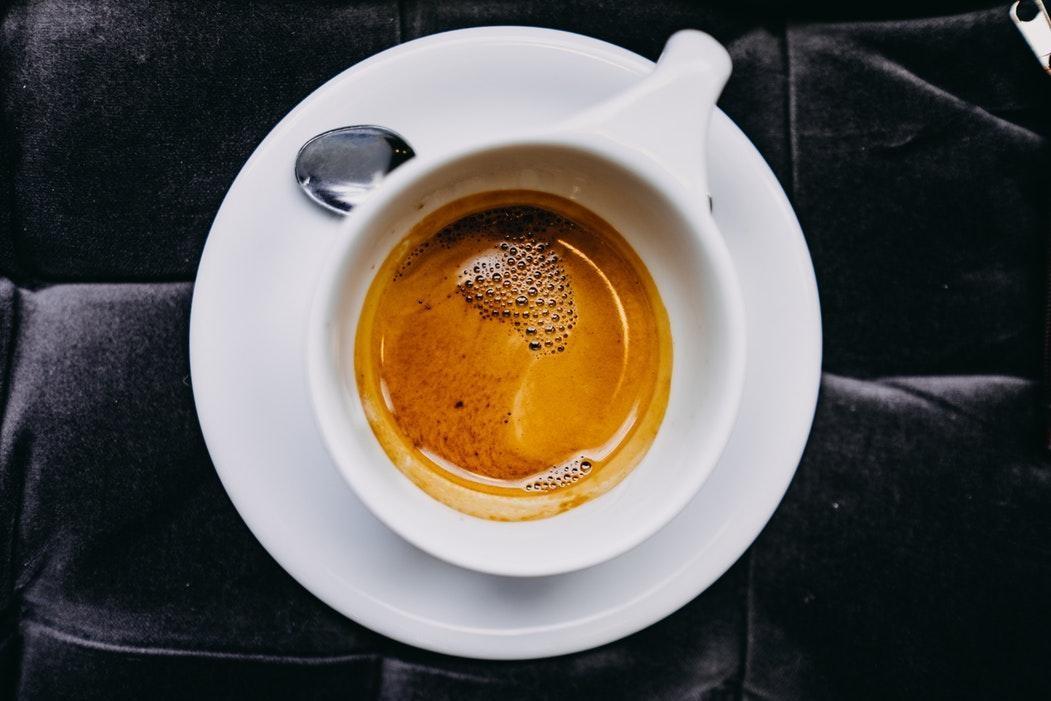 dose de café expresso