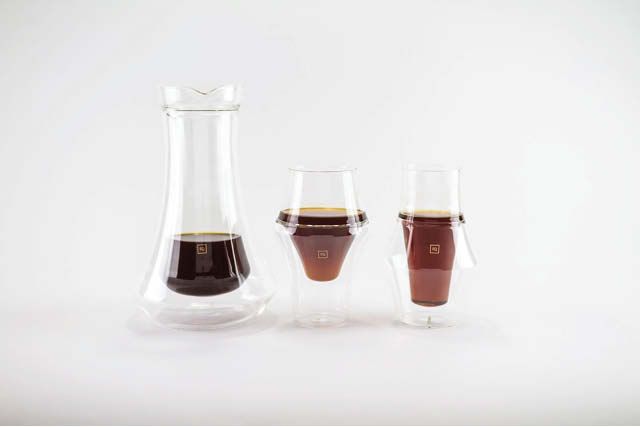 Kruve EQ glasses and carafe