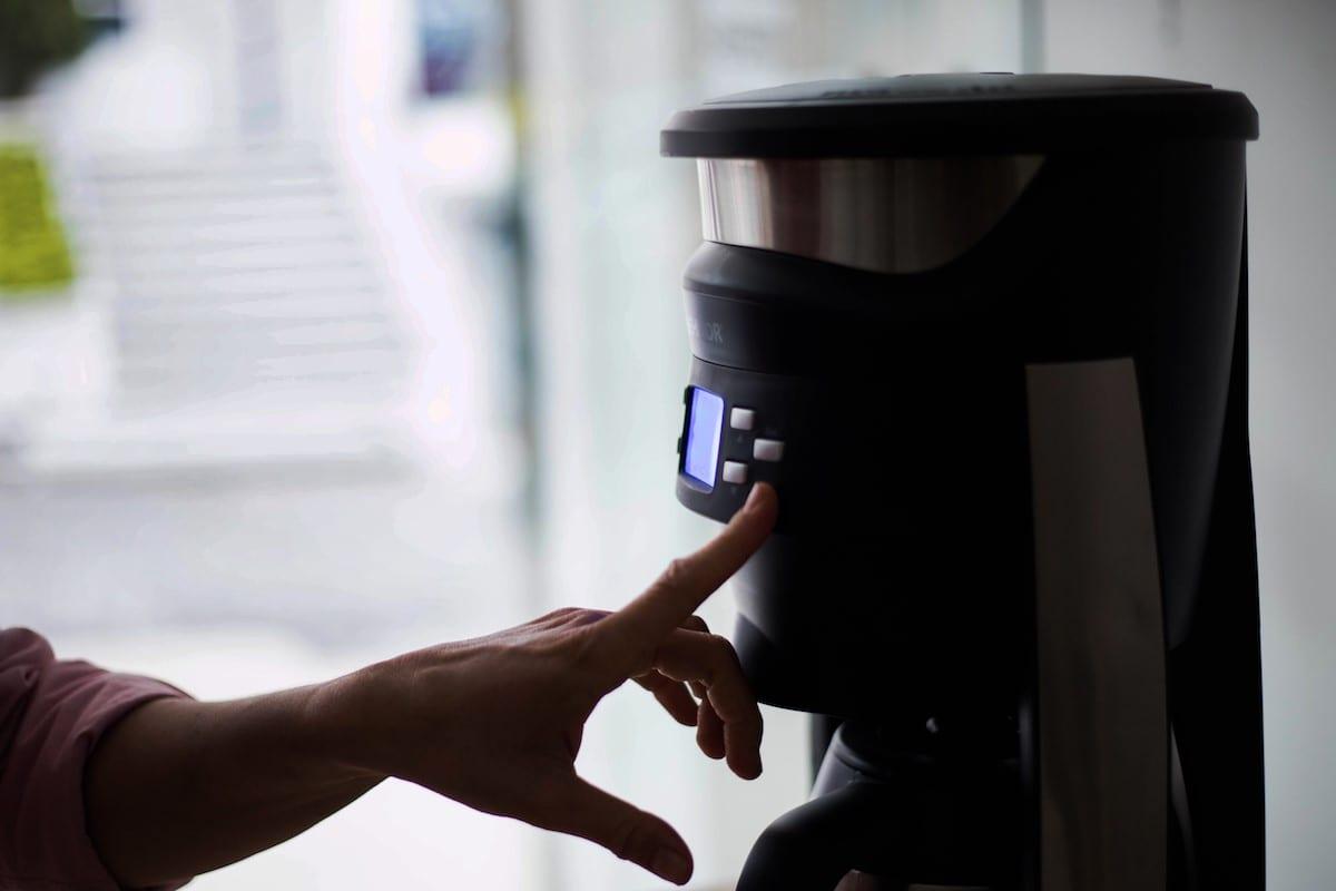 configurando cafetera behmor para preparar un buen cafe