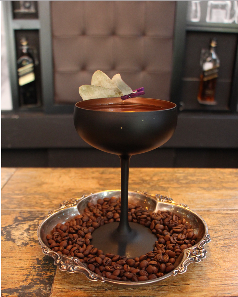 la chumeca coffee cocktail