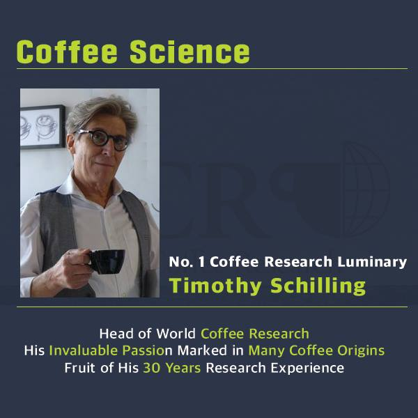 Tim Schilling WCR coffee science