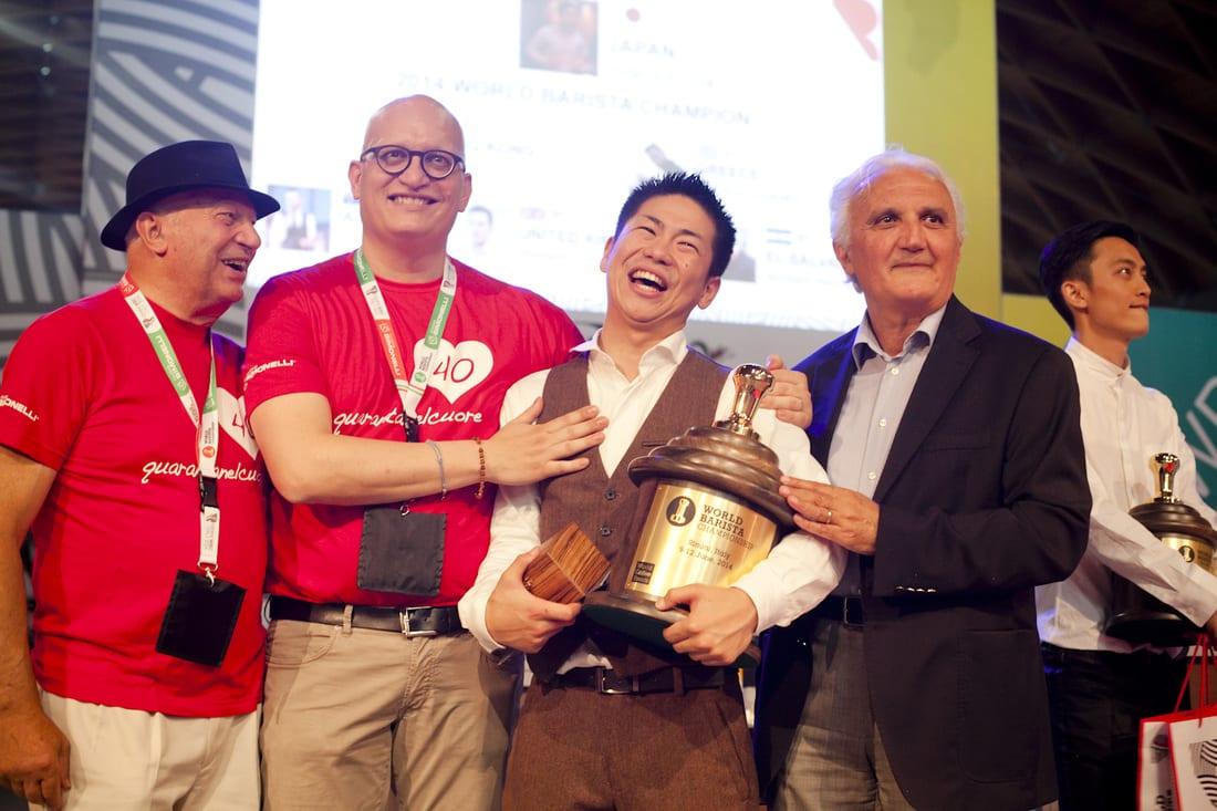 hidenori izaki world barista champion