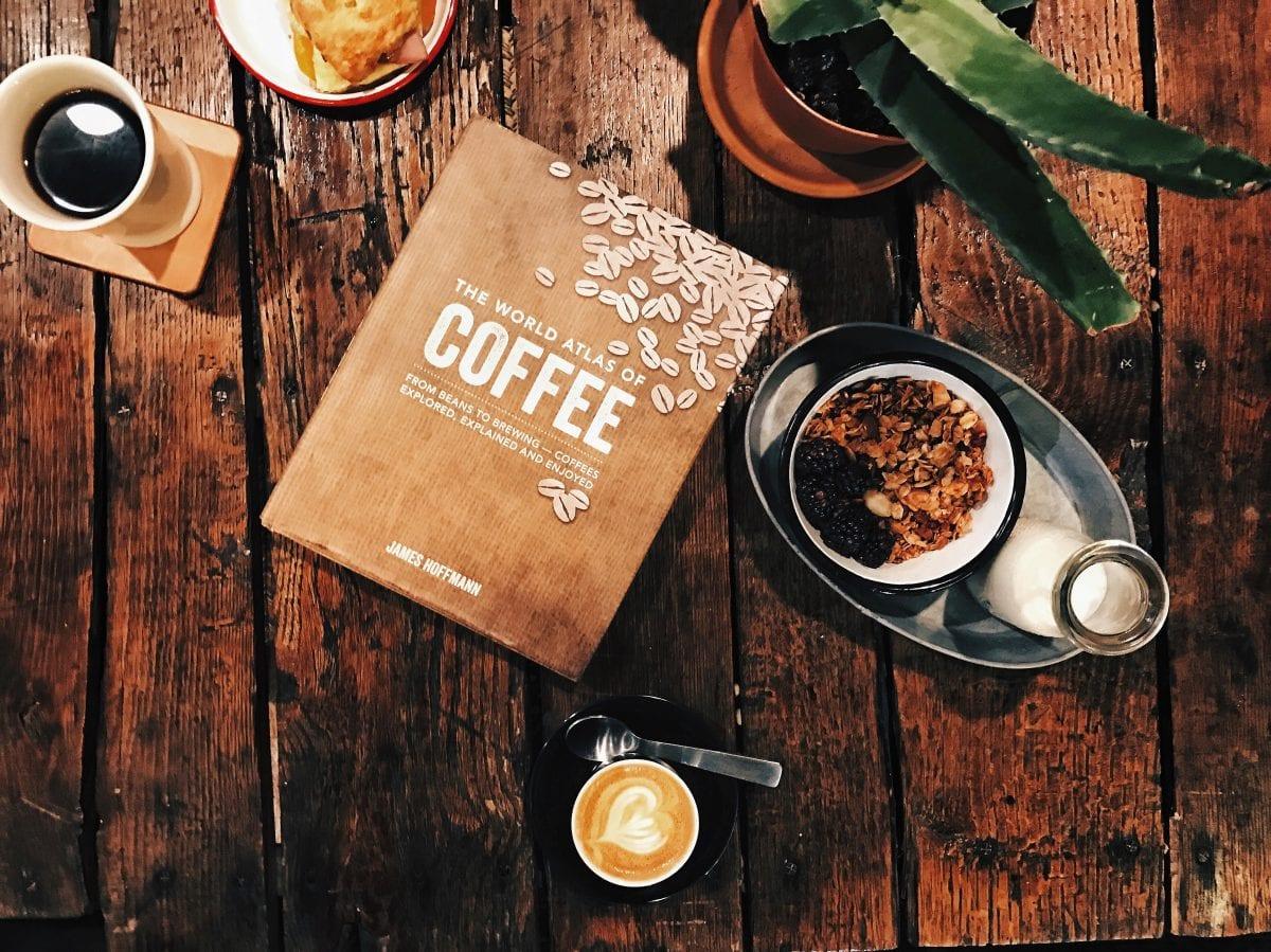 Bindle coffee