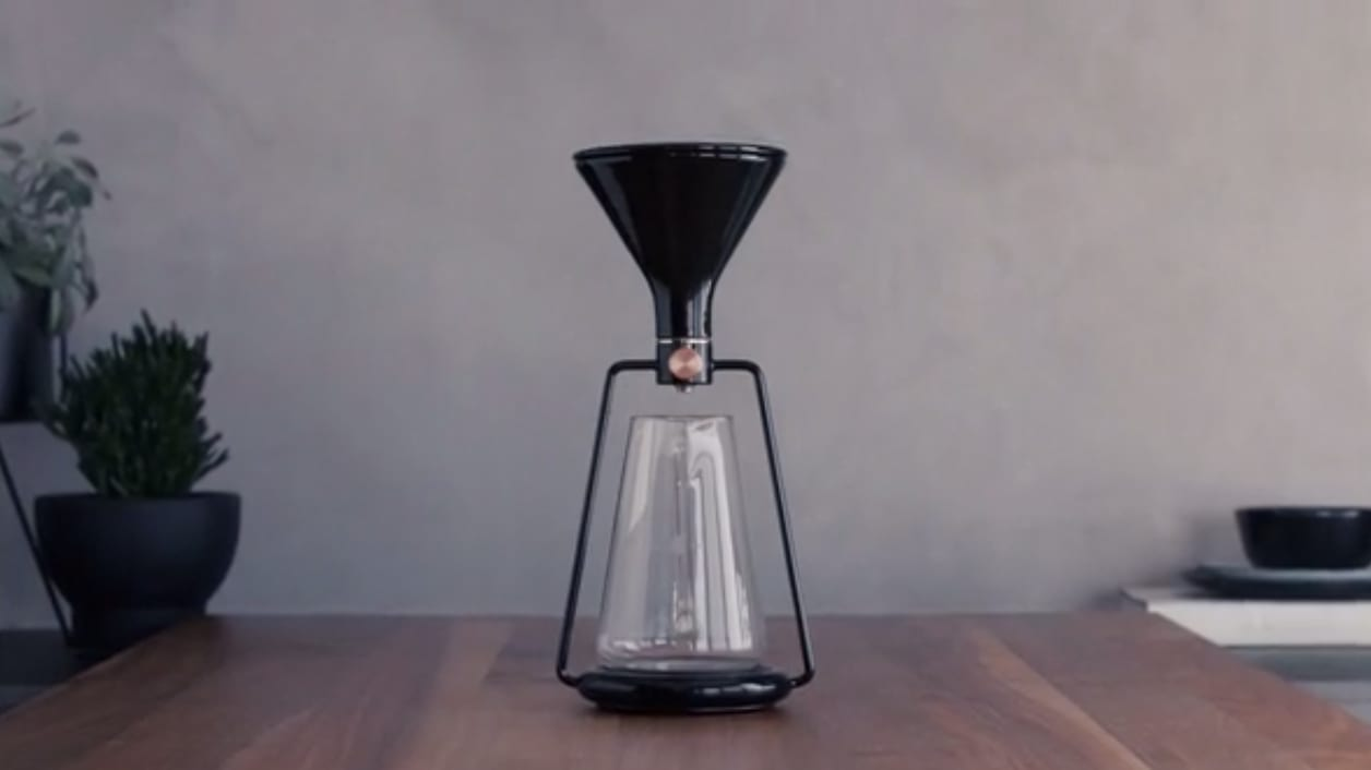 GINA 3-in-1 brewing device