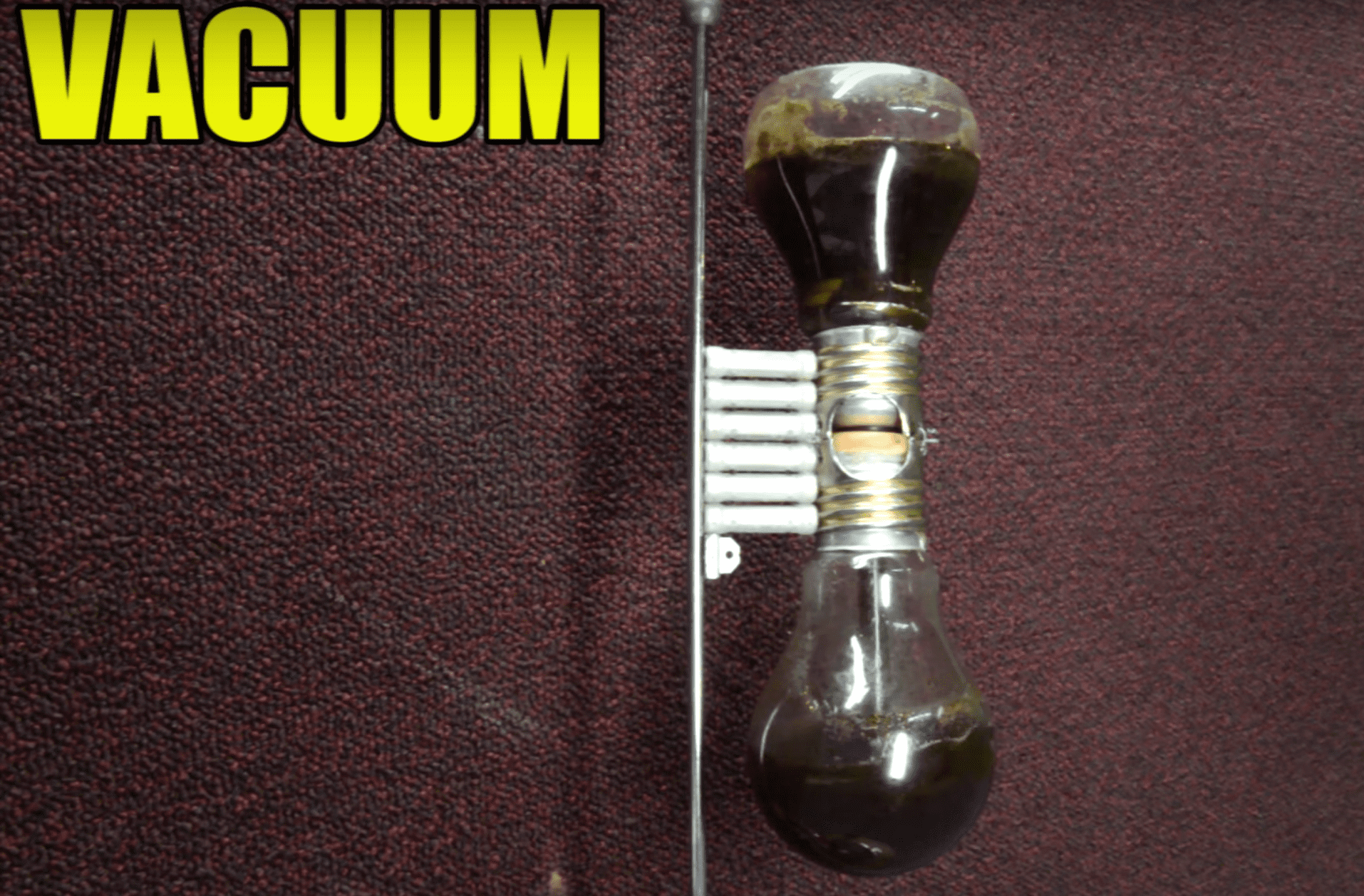 home made coffee vacuum syphon vacpot