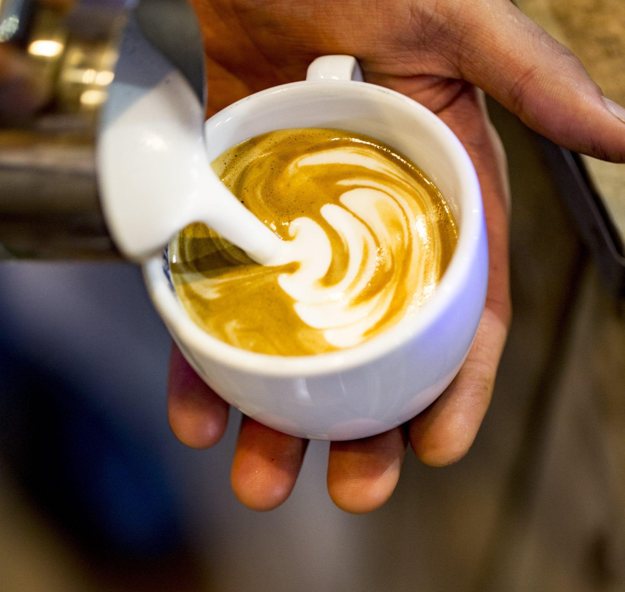 latte art tips hacks