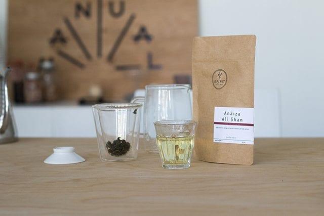 Tea Maker with Spirit Tea