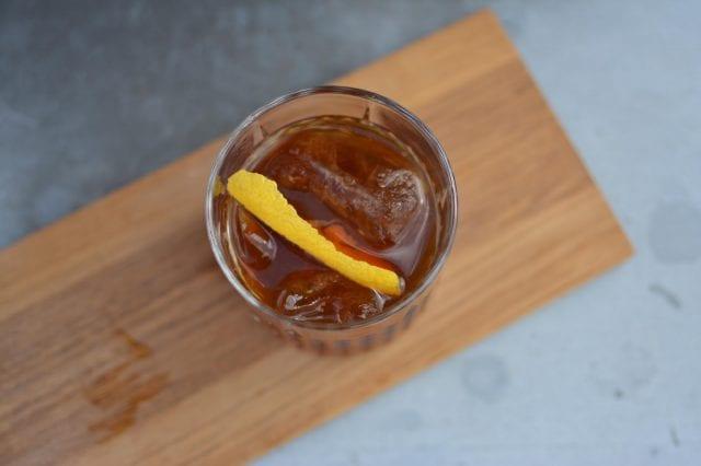 Midnight Hour Rum Sour