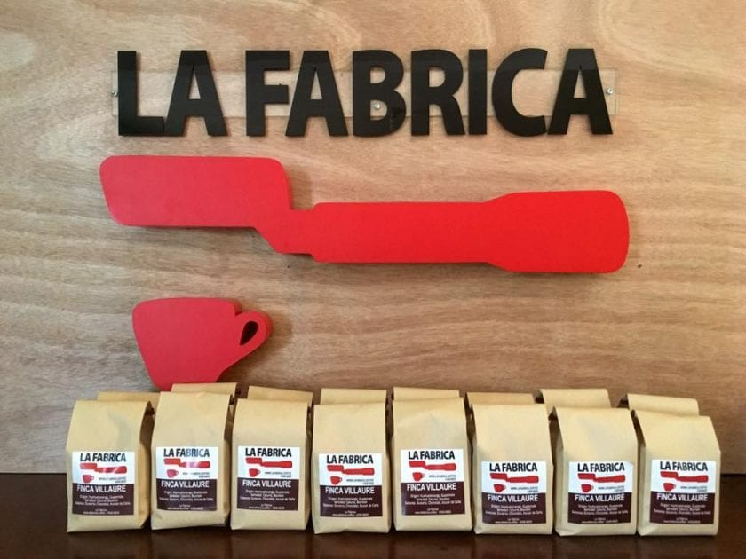 la fabrica coffee shop