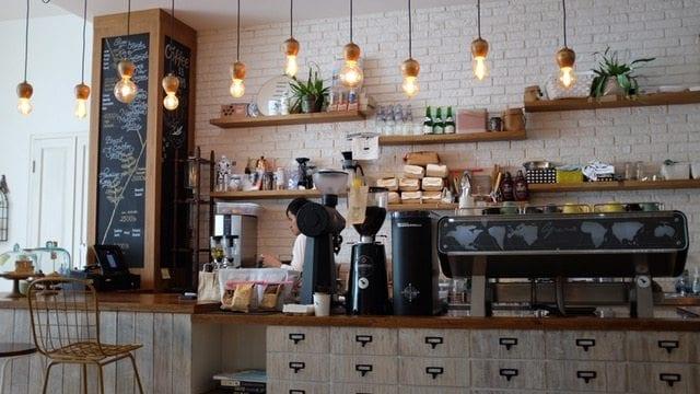 third wave coffee shop