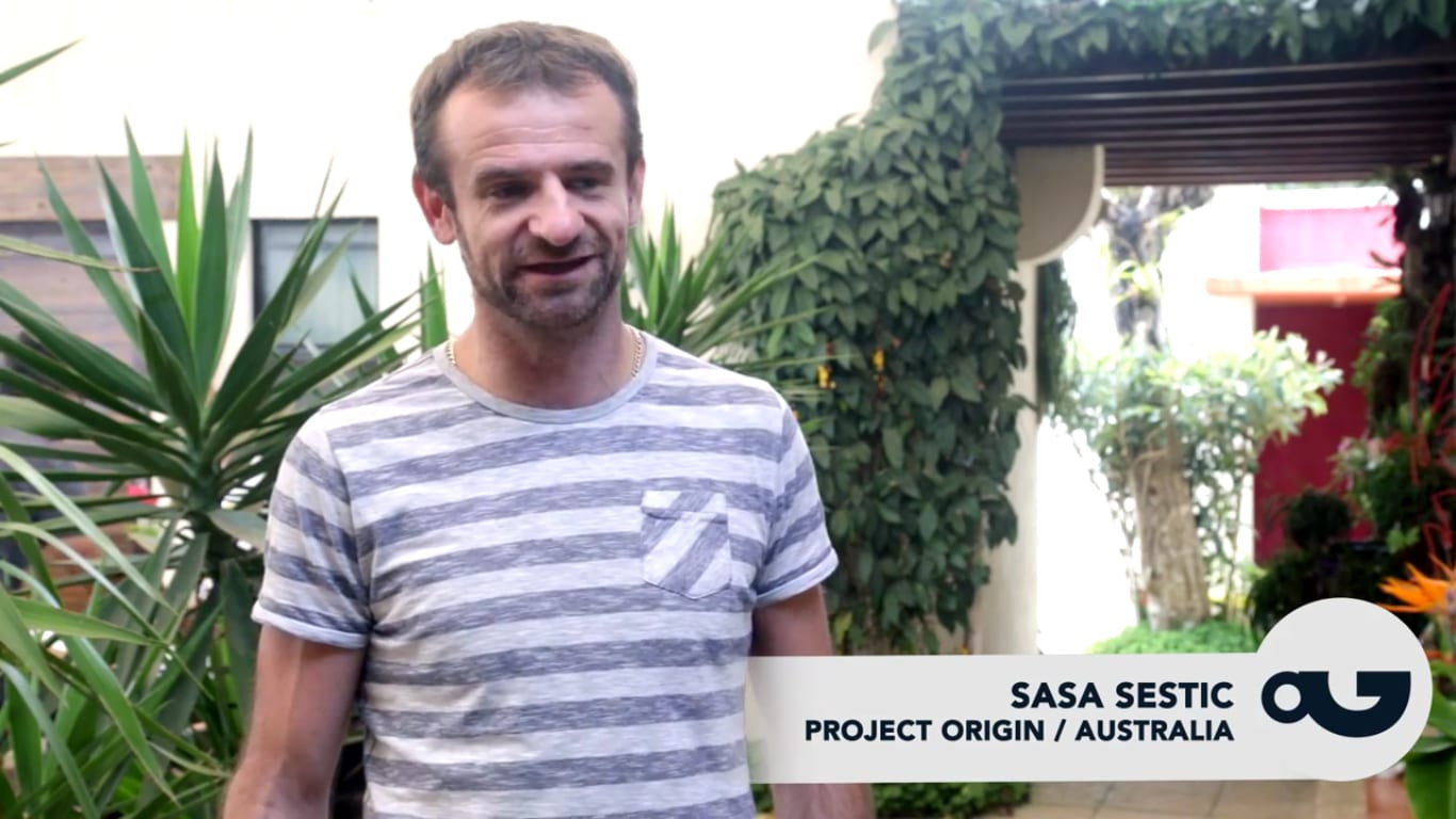 Sasa Sestic in Project Origin Best of El Salvador recap video