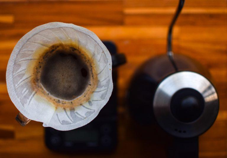 café na hario v60