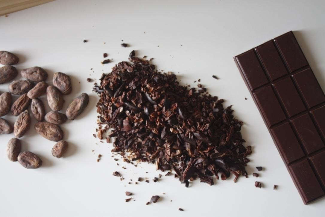lista de ingredientes chocolate