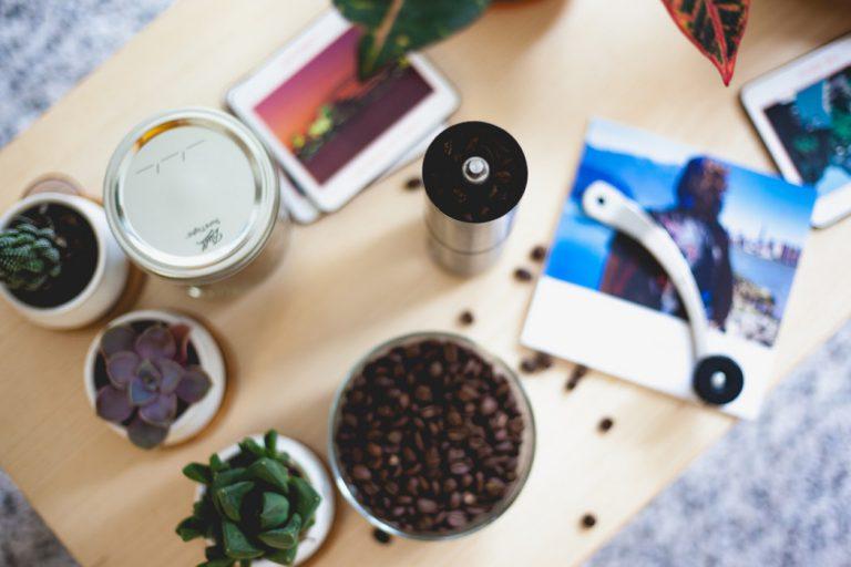 containers para armazenar café