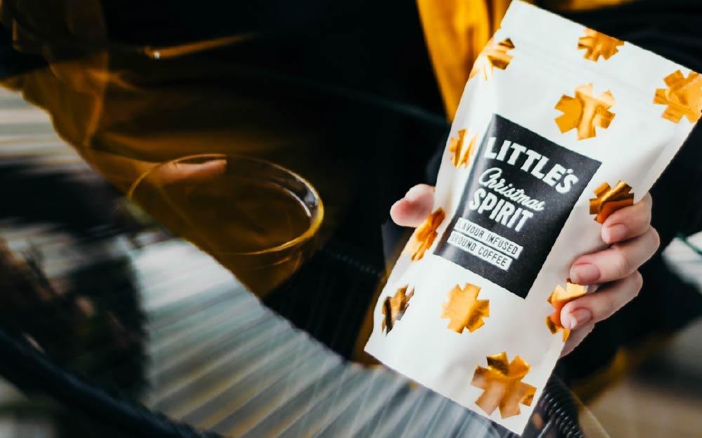 embalagem de café
