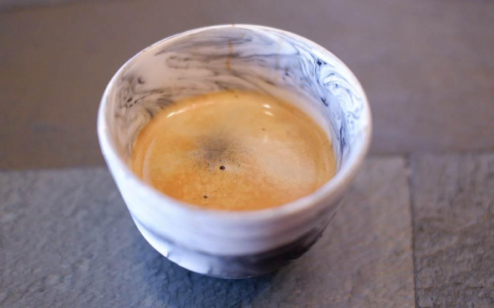 espresso curto