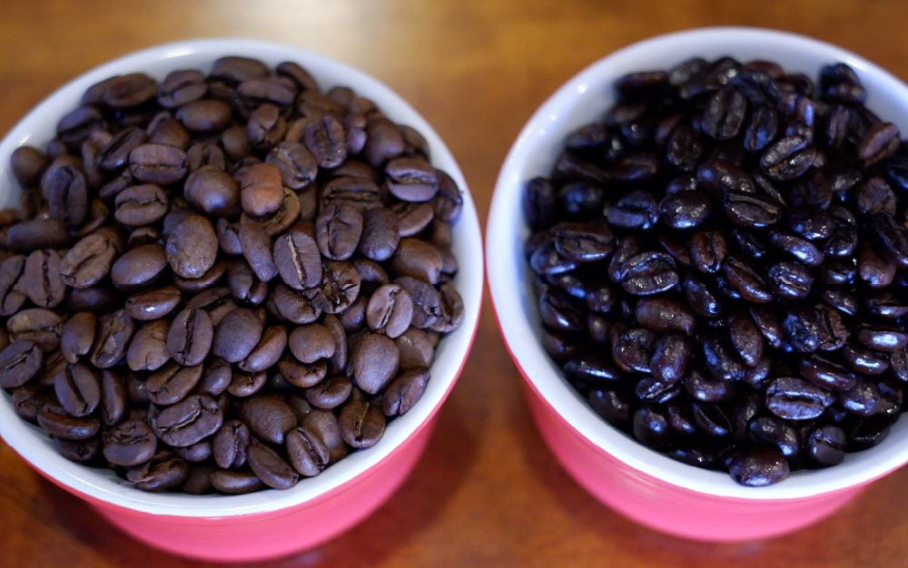 torrar cafe em casa