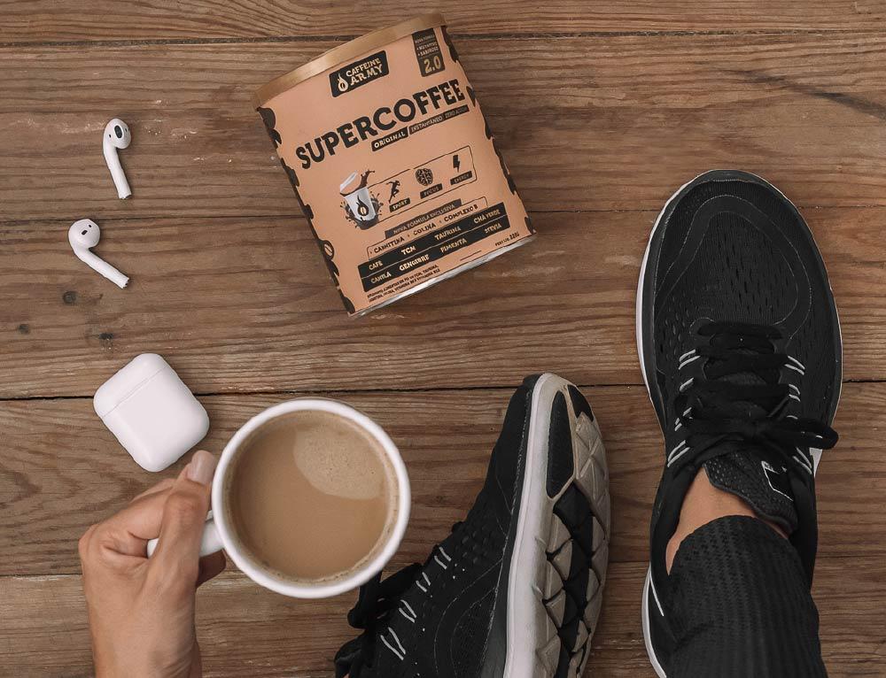 Café, suplemento deportivo
