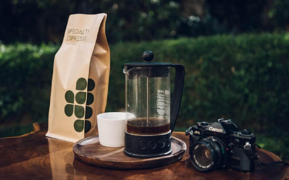 Empaques para café