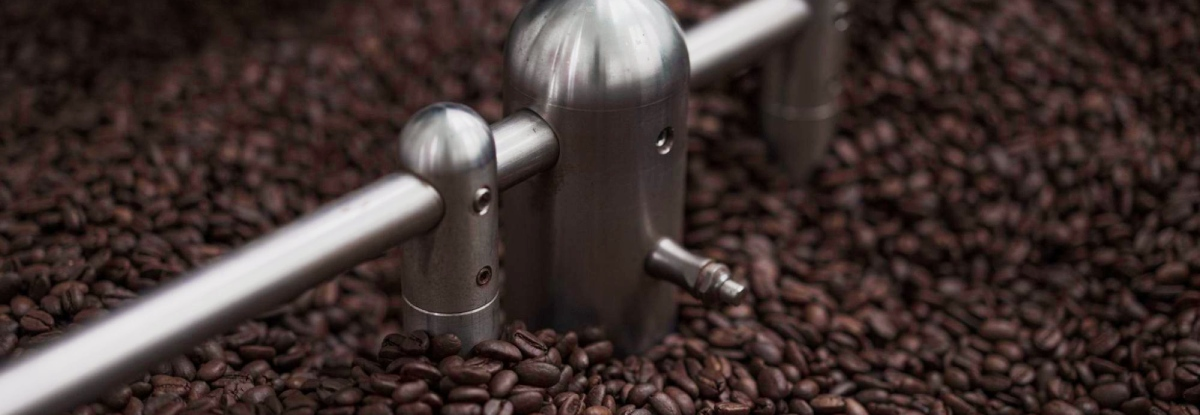 automated coffee roasting