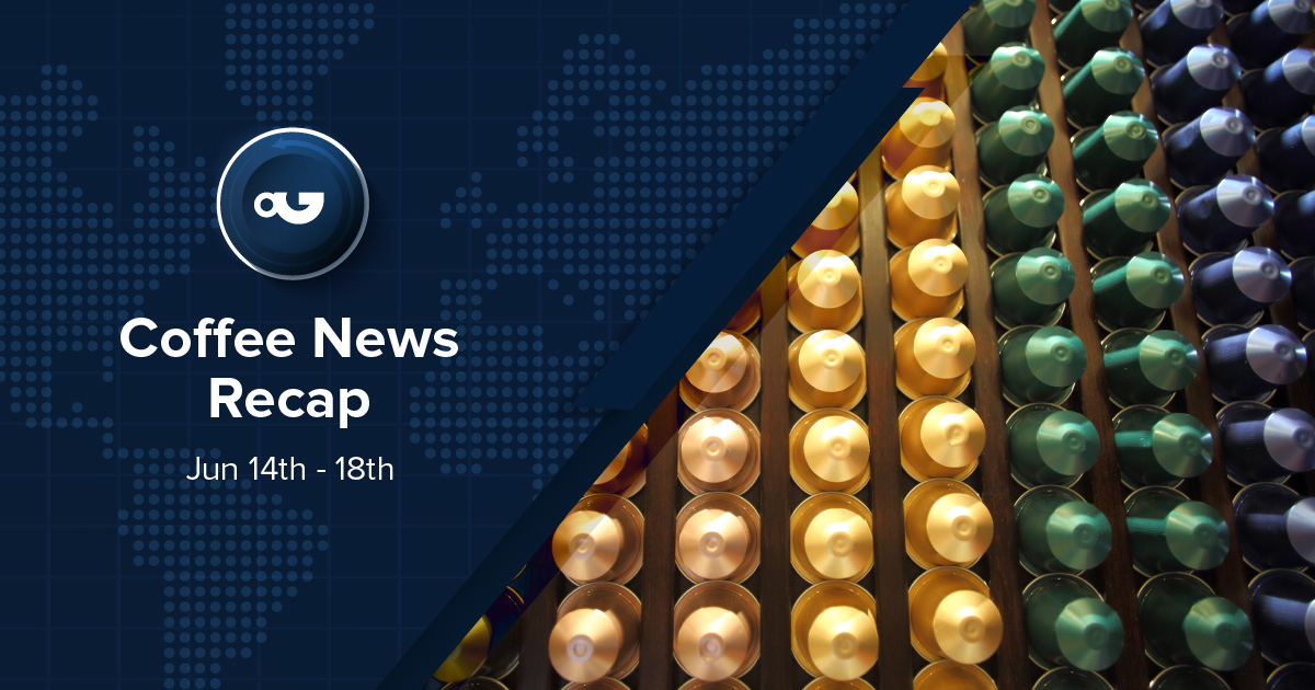 Coffee News Recap, Jun 18: Brazilian coffee production down by 20% in May, Nespresso joins Kamala Harris non-profit & other stories - Perfect Daily Grind