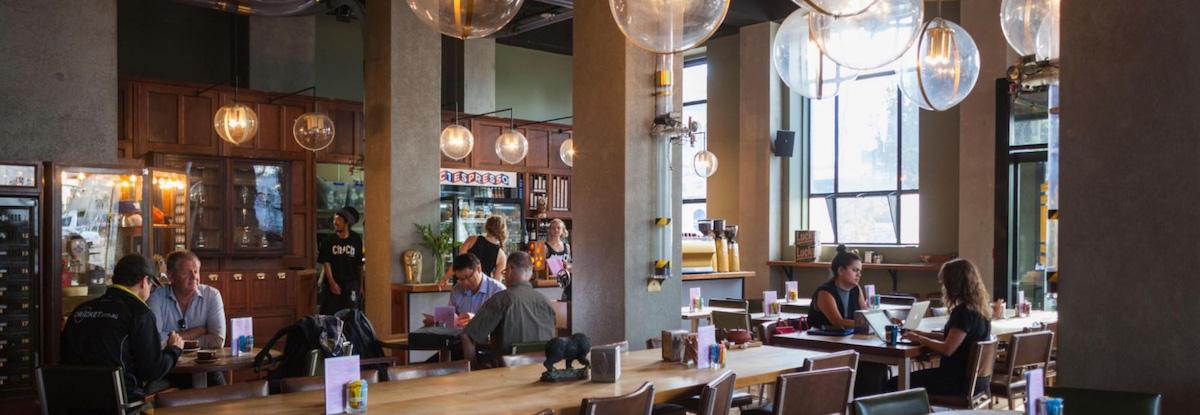 new zealand coffee shop