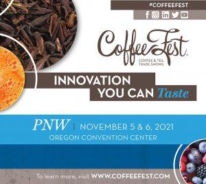 Coffee Fest PNW 2021