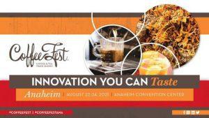 Coffee Fest Anaheim 2021